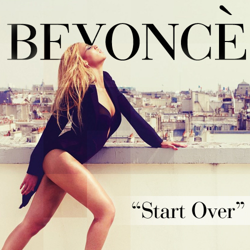beyonce start over mp3 song download