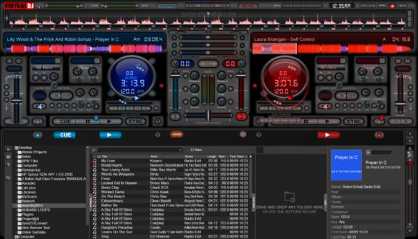 SKIN: Mix Lab V3 1 Skin for Virtual DJ 7 » African DJs Pool