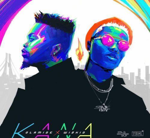 INSTRUMENTAL: Olamide ft  Wizkid – Kana (Prod  By DJ Smith